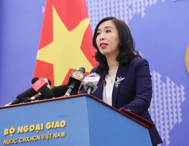 Bo Ngoai giao len tieng ve viec to chuc Hoi nghi Cap cao ASEAN hinh anh 1