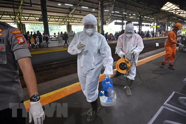 Indonesia can nhac su dung phuong phap xet nghiem nhanh SARS-CoV-2 hinh anh 1
