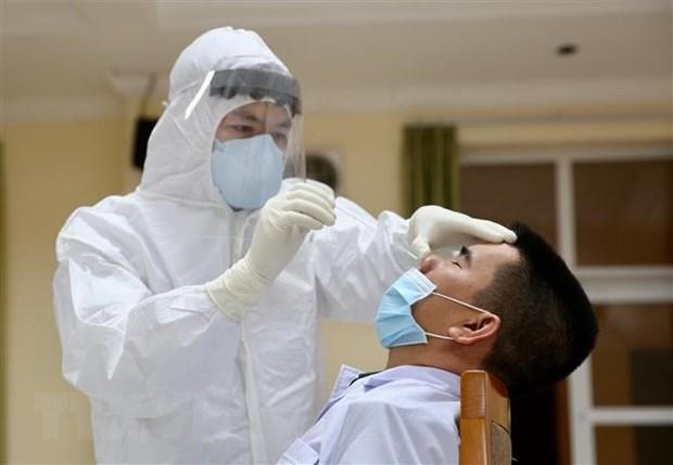 Tat ca xet nghiem tai Binh Phuoc am tinh voi virus SARS-CoV-2 hinh anh 1