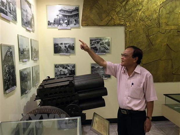 45 nam giai phong Thua Thien-Hue: Khuc ca khai hoan tren dat Co do hinh anh 1