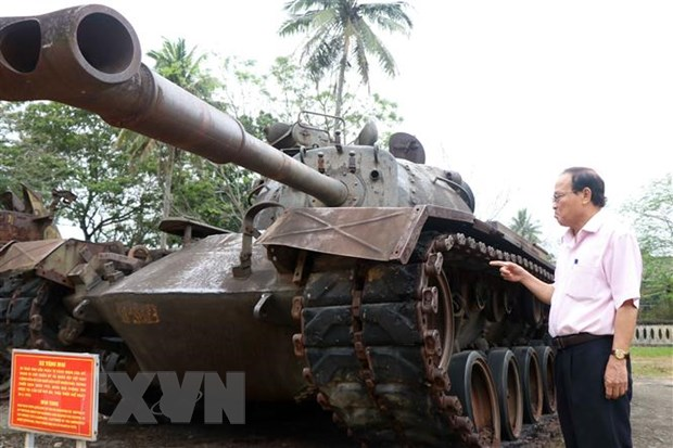 45 nam giai phong Thua Thien-Hue: Khuc ca khai hoan tren dat Co do hinh anh 2