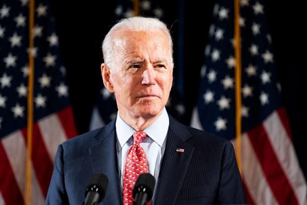 Ung cu vien Joe Biden can nhac viec lua chon lien danh tranh cu hinh anh 1