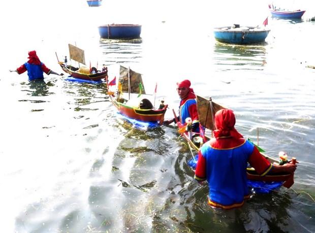 Le Khao le the linh Hoang Sa: Bang chung khang dinh chu quyen Viet Nam hinh anh 1