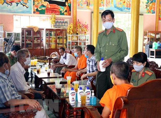 Thu tuong gui thu chuc mung dong bao Khmer dip Tet Chol Chnam Thmay hinh anh 1