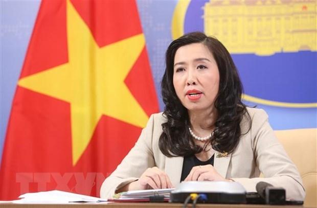 Viet Nam phan doi manh me viec thanh lap cai goi la 'thanh pho Tam Sa' hinh anh 1