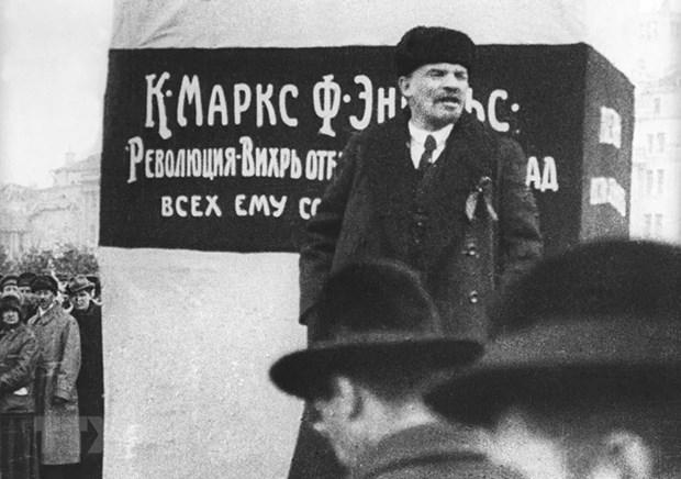 So thao luan cuong cua Lenin soi sang con duong cach mang Viet Nam hinh anh 1