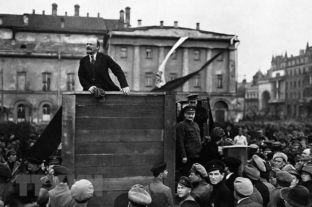 So thao luan cuong cua Lenin soi sang con duong cach mang Viet Nam hinh anh 2