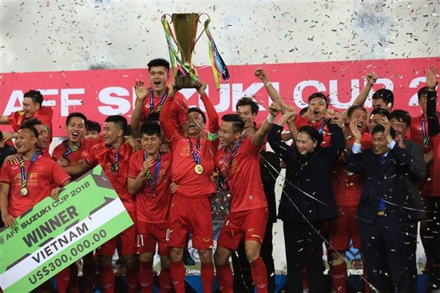 Next Media so huu ban quyen truyen thong giai AFF Suzuki Cup 2020 hinh anh 1