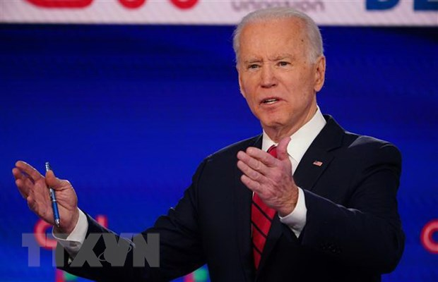 Ong Joe Biden gianh chien thang trong cuoc bau cu so bo tai Ohio hinh anh 1