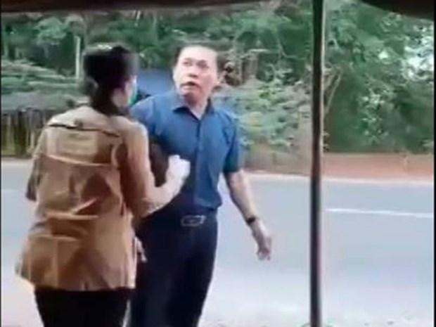 Bai nhiem Pho Chu tich HDND huyen vi pham quy dinh phong dich COVID-19 hinh anh 2