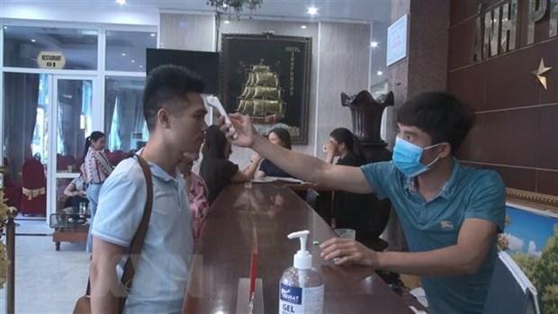 Du lich Viet Nam 'khoi dong' sau thoi gian 'ngu dong' vi dich COVID-19 hinh anh 1