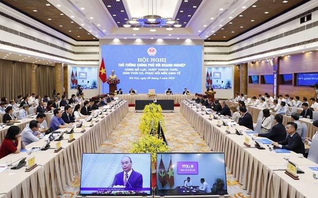 VCCI de xuat cho doanh nghiep khau tru lo nam 2020 vao loi nhuan 2019 hinh anh 1