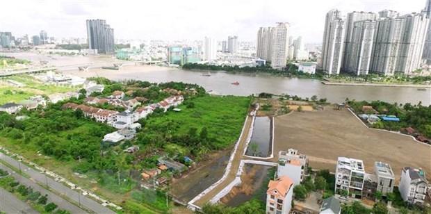 TP.HCM: Đấu giá hơn 5.000m2 đất trong Khu đô thị mới Thủ Thiêm