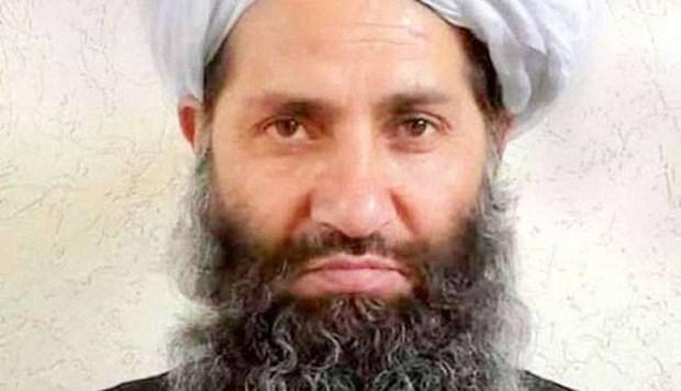 Thu linh Taliban khang dinh ton trong thoa thuan da ky voi My hinh anh 1