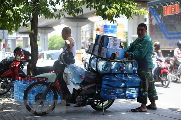 Bac Bo mua dong dien rong, Trung Bo van nang nong gay gat hinh anh 1