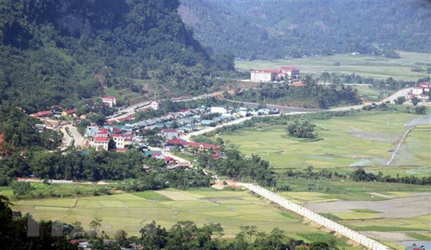 Tuyen Quang: Khan truong di doi 106 ho dan ra khoi vung nguy hiem hinh anh 1