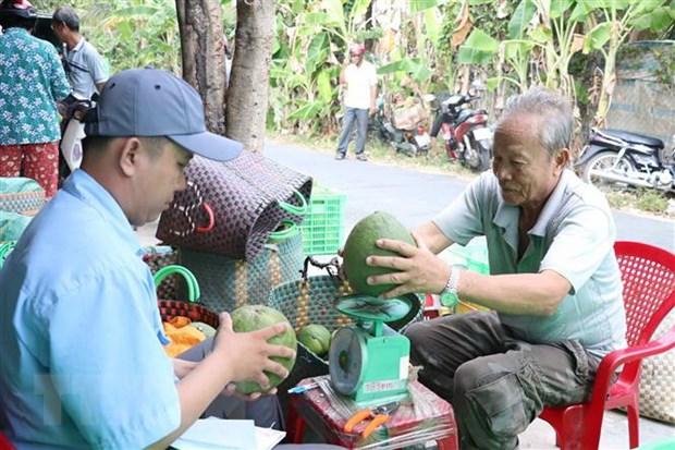 Hiep dinh EVFTA: Nang cao chuoi gia tri gia tang cho nong san Viet hinh anh 2
