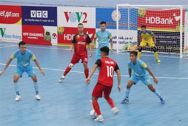 10 doi tranh tai tai Giai Futsal HDBank vo dich quoc gia 2020 hinh anh 1
