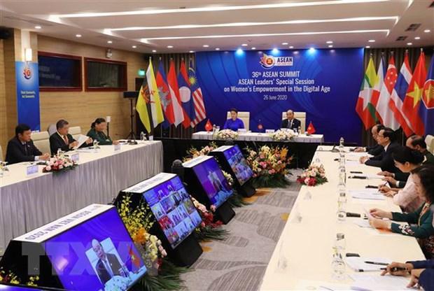 Toan van tuyen bo ASEAN ve phat trien nguon nhan luc hinh anh 1