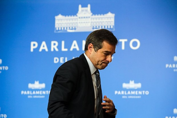 Ngoai truong Uruguay Ernesto Talvi tu chuc sau 3 thang duoc bo nhiem hinh anh 1