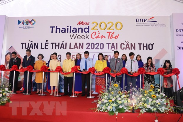 Co hoi ket noi giao thuong giua doanh nghiep Viet Nam va Thai Lan hinh anh 1