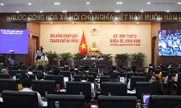 Thanh pho Da Nang ho tro nguoi dan tra no tien su dung dat hinh anh 1
