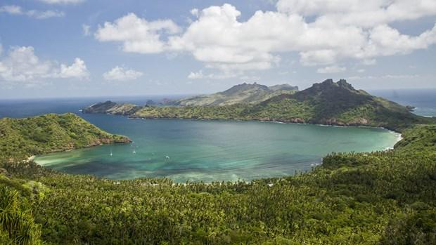 Nguoi Nam My va nguoi Polynesia co dai co cung huyet thong hinh anh 1