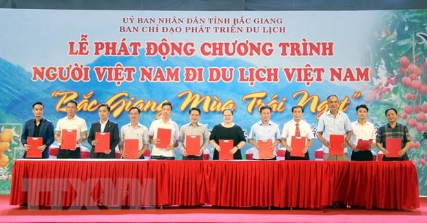 Nhieu giai phap kich cau du lich Bac Giang thoi ky hau COVID-19 hinh anh 1
