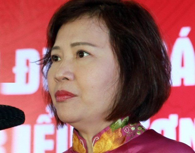 Truy to cuu bo truong Vu Huy Hoang, truy na bi can Ho Thi Kim Thoa hinh anh 2