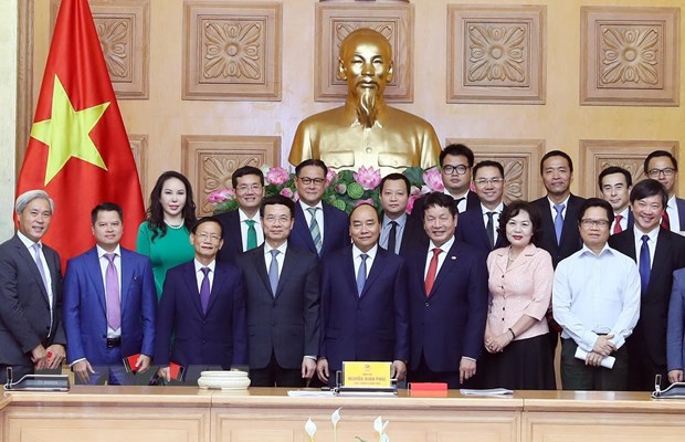 Thu tuong: No luc tang truong, khong de doanh nghiep pha san hinh anh 1