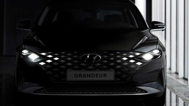 Hyundai ban hon 100.000 xe Grandeur moi sau 8 thang ra mat thi truong hinh anh 1