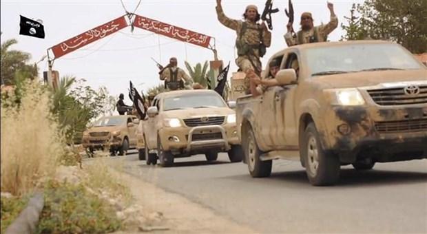 Luc luong SDF trien khai chien dich chong IS tai mien Dong Syria hinh anh 1