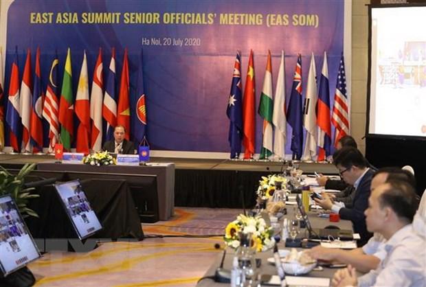 Hoi nghi EAS: Doi tac danh gia cao vai tro chu tich ASEAN cua Viet Nam hinh anh 2