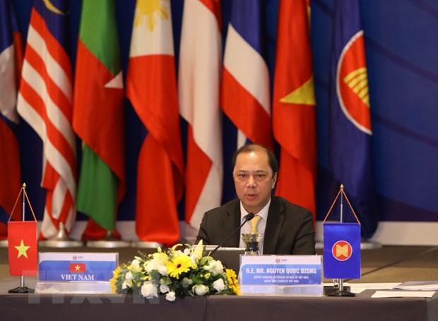 Hoi nghi EAS: Doi tac danh gia cao vai tro chu tich ASEAN cua Viet Nam hinh anh 1