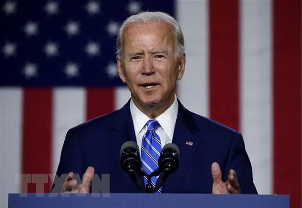 Ong Joe Biden can nhac chon phu nu da mau tham gia lien danh tranh cu hinh anh 1