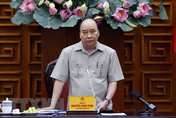 Thu tuong Nguyen Xuan Phuc: Khong de nen kinh te tang truong am hinh anh 1