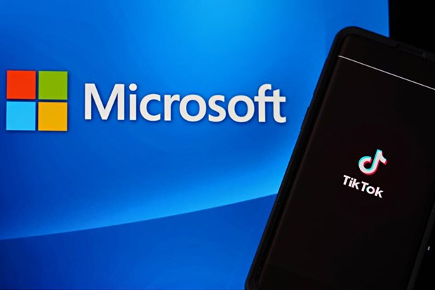 Dieu gi thuc day Microsoft quyet tam mua lai TikTok? hinh anh 1