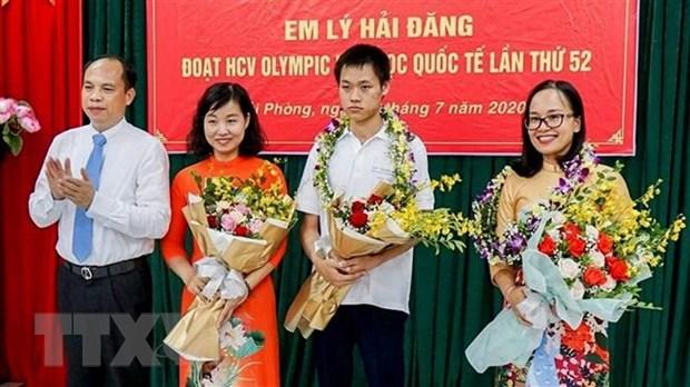 Hanh trinh den voi HCV Olympic Hoa hoc cua cau hoc tro Hai Phong hinh anh 2