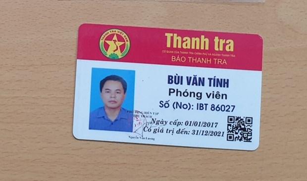 Ha Noi: Mao danh phong vien de xin bo qua loi vi pham giao thong hinh anh 1