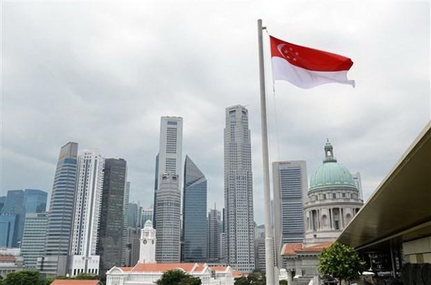 Cac nha lanh dao Viet Nam gui thu mung Quoc khanh Cong hoa Singapore hinh anh 1