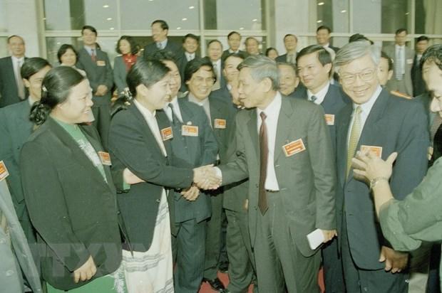 Nguyen Tong Bi thu Le Kha Phieu va cong tac xay dung Dang hinh anh 2