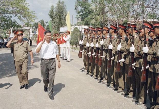 Nguyen Tong Bi thu Le Kha Phieu va cong tac xay dung Dang hinh anh 1