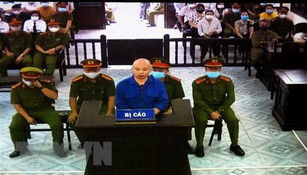 Danh nguoi tai tru so Cong an phuong, Nguyen Xuan Duong nhan an tu hinh anh 1