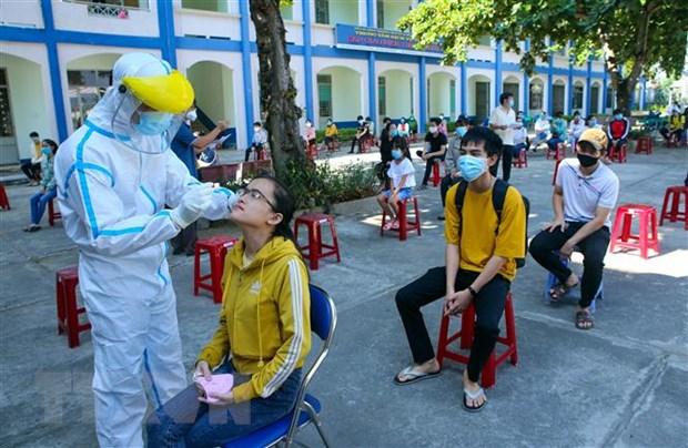 Them mot buoi sang Viet Nam khong ghi nhan ca mac COVID-19 hinh anh 1