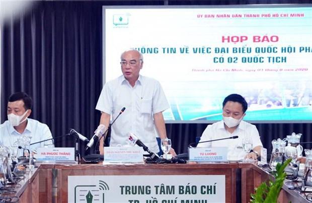 Dai bieu Quoc hoi Pham Phu Quoc khong trung thuc trong khai bao ho so hinh anh 2