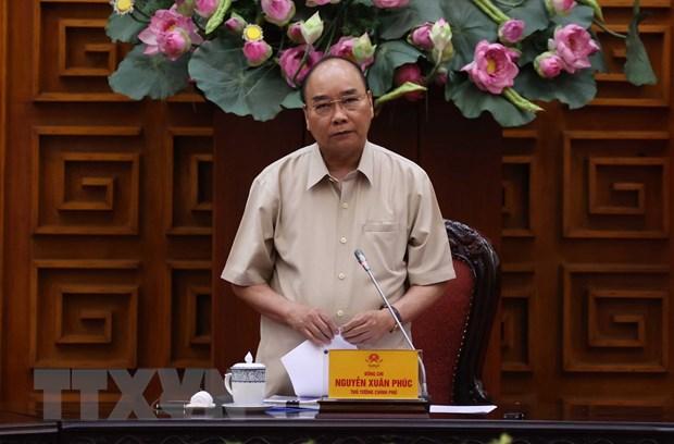 Thu tuong: Khong lo la, chu quan trong cong tac phong, chong thien tai hinh anh 1