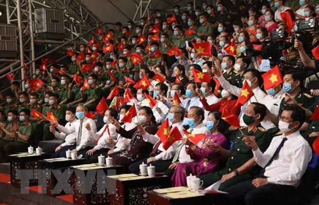 Loi the Doc lap - chuong trinh dac biet ky niem 75 nam Quoc khanh 2/9 hinh anh 2
