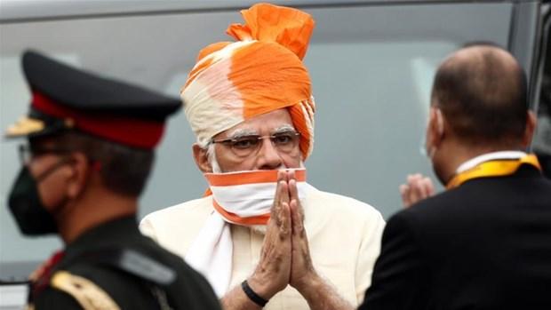 Tin tac tan cong tai khoan Twitter cua Thu tuong An Do Narendra Modi hinh anh 1