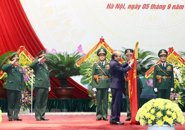 Thu tuong du Le ky niem 75 nam Ngay truyen thong Bo Tong Tham muu hinh anh 2