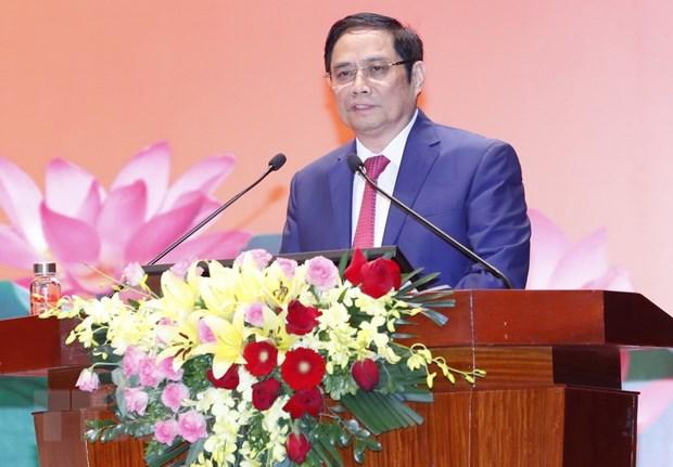 Ong Nguyen Xuan Thang tai dac cu Bi thu Dang bo Hoc vien Chinh tri hinh anh 3